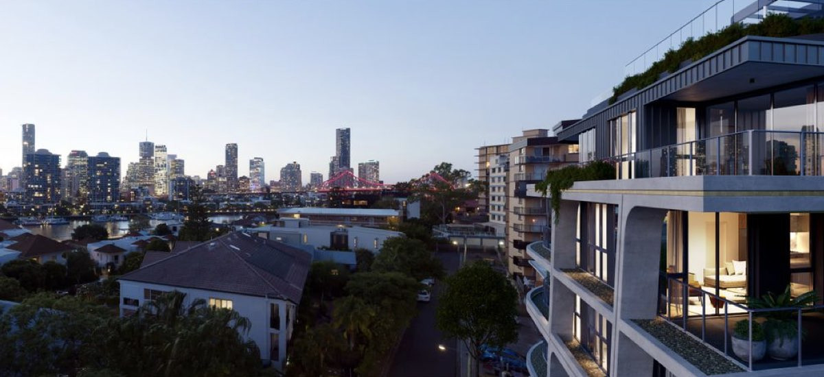 Anthology, Brisbane - Apartments for sale in New Farm ...