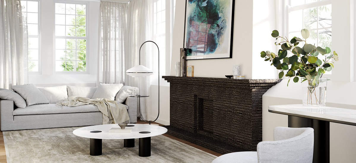 nova heritage and contemporary townhouse terrace polaris 3038 bundoora melbourne victoria residential apartments and developments interiors refurbished restore living lounge room fireplace