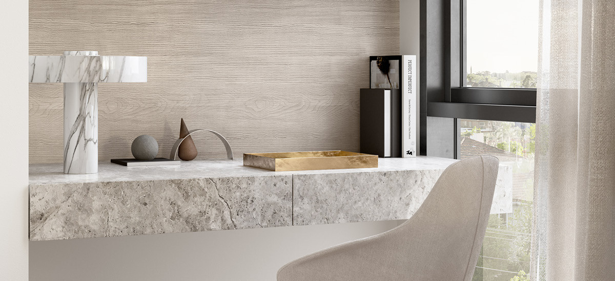 glenarm square glen iris residential apartments and developments sustainable green design study luxury materials marble detail architecture nook