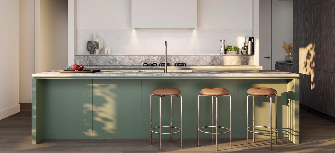 Hurstmon kitchen