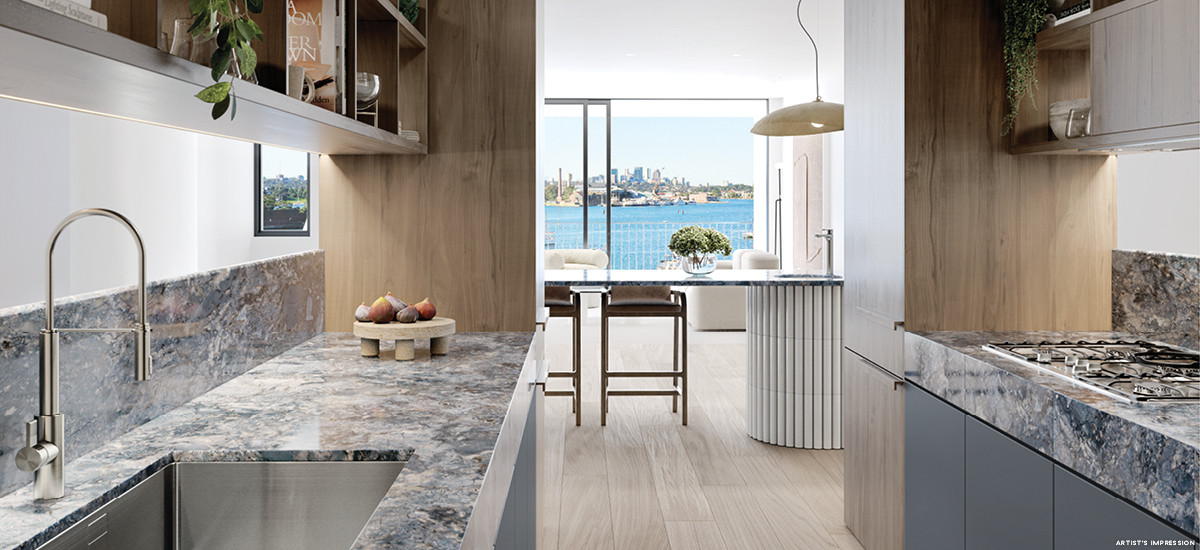 The Isles kitchen