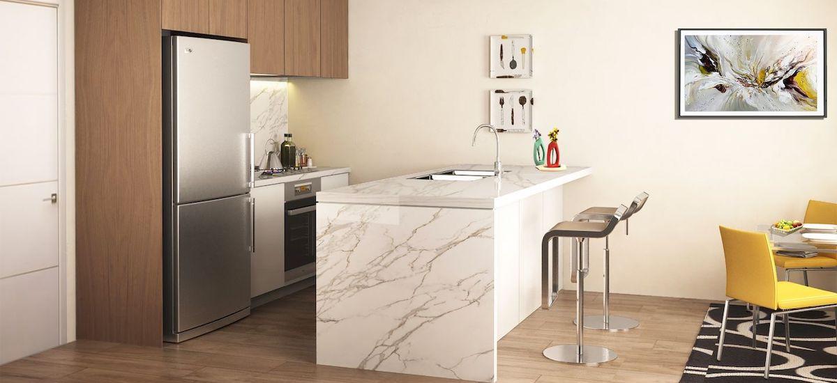 Pinnacle Schofields kitchen