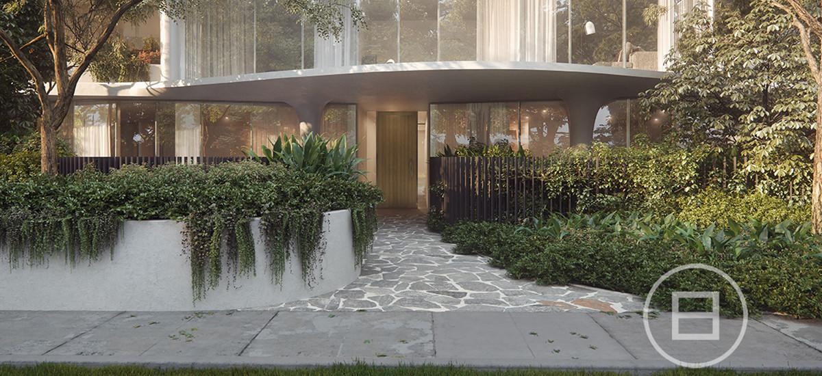 6 Sydney Street entrance