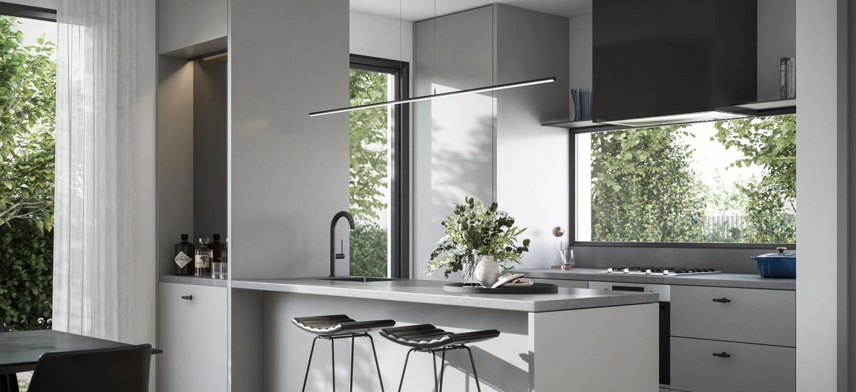 Reservoir Series kitchen