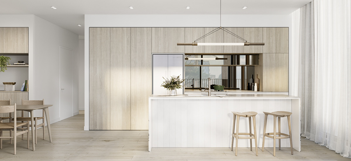 Ryrie Home kitchen