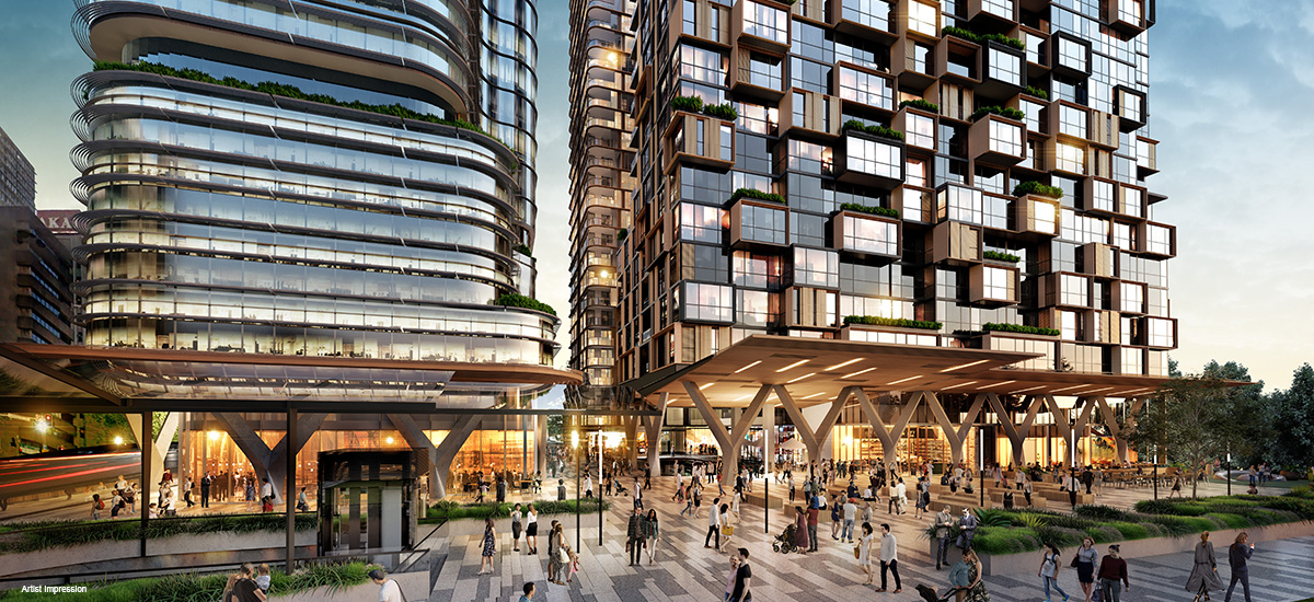 off the plan apartment for sale Eighty Eight building exterior