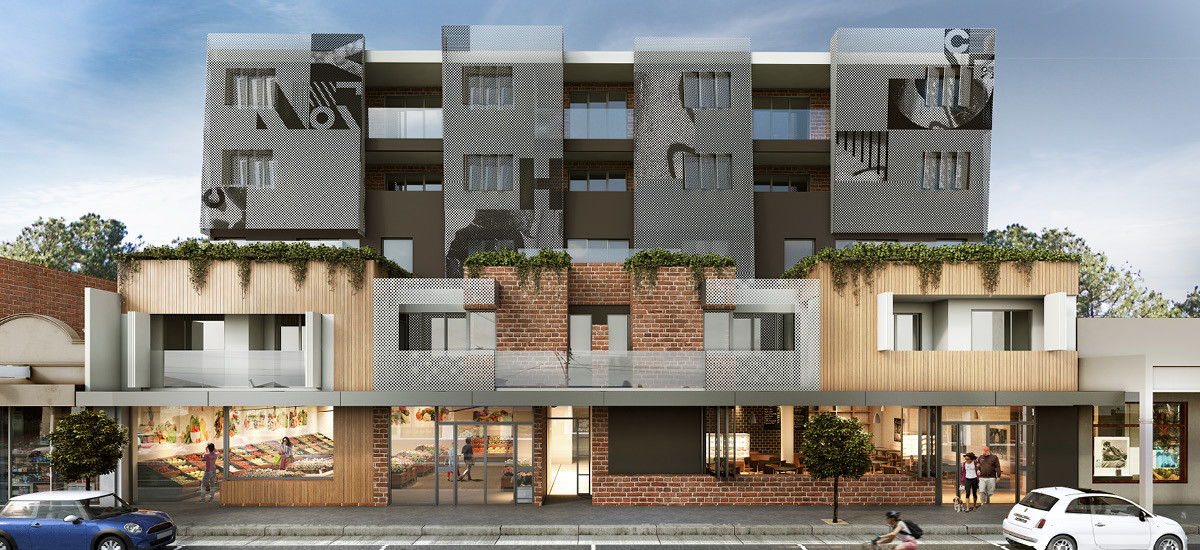 Brand New Apartments & Townhouses Halcyon