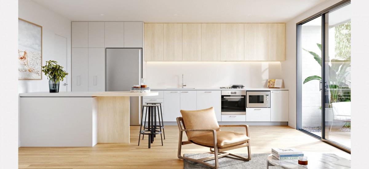 New 1, 2, 3 & 4 bedroom homes at LUMA Sunshine North