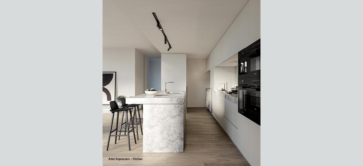 No.8 Grattan Apartments in Hawthorn