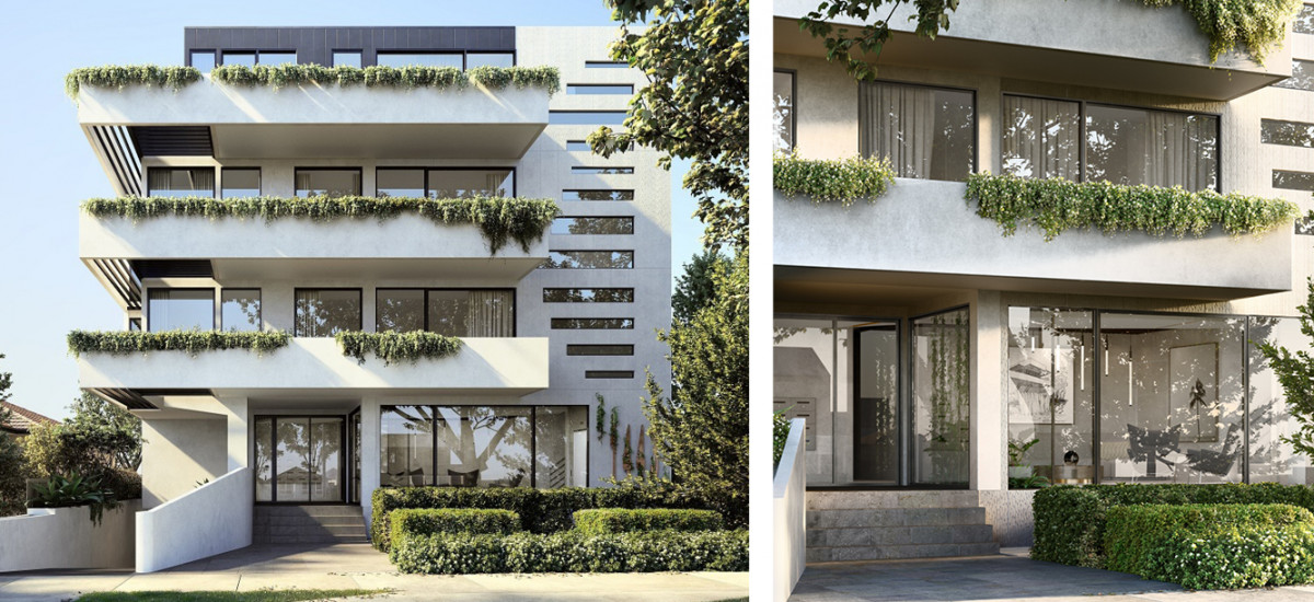 Profile Malvern Road Apartments