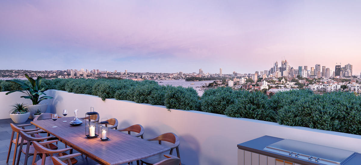 Harriette Residences - Luxury In The Heart Of Neutral Bay